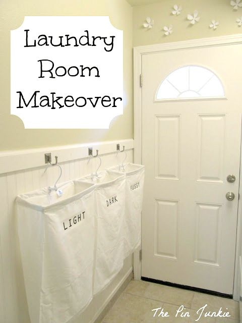 12 diy small home projects big impact laundry rooms for Small laundry room ideas diy