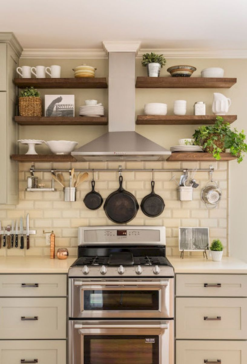 Marvelous Inspiring Small Kitchen Remodel Ideas (54 Awesome Ideas