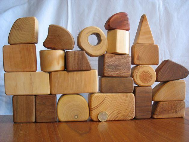Natur Holz Spielzeug