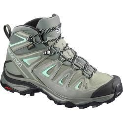Photo of Salomon Damen Wanderschuhe X Ultra 3 Mid Gtx, Größe 40 in Sh…