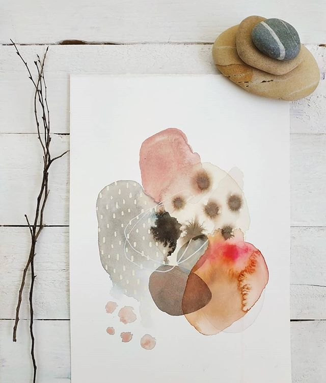 Finden Sie Ihren einzigartigen künstlerischen Stil - LAURA HORN ART, #abstraktekunst #Art #e...