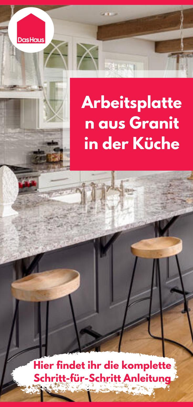 Granitarbeitsplatten Vorteile Kosten Modelle In 2020 Arbeitsplatte Granit Kuchen Ideen