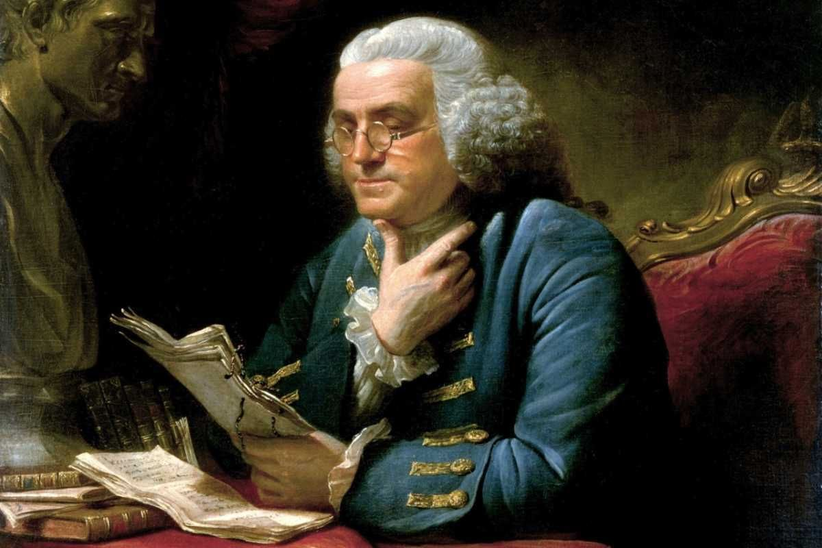 17 January 1706 Ben Franklin Inventor Polymath And One Of Founding Fathers Of The United States Is Born O Benjamin Franklin Founding Fathers Autobiography