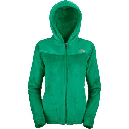 The North Face Oso Hooded Fleece Jacket - Women's | Face, Clothes ...
