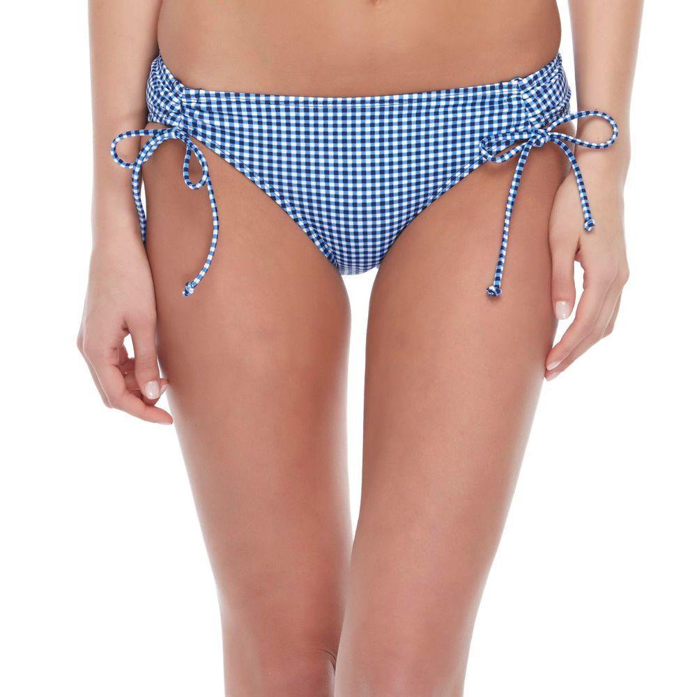9f2a24b585c2a Joe Boxer Women Side Tie Bikini Bottom