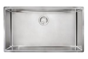 Franke Consumer Products Cube 1 Bowl Undermount Sink In Stainless