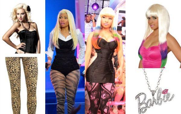Nicki Minaj Halloween Costume 6 Items To Pull It Off I know h-ween - good halloween costumes ideas