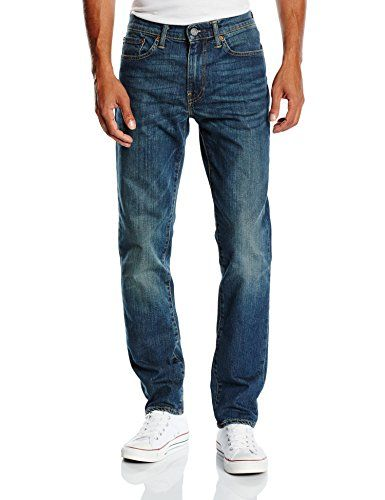 Levi's Homme 511 Slim Fit Jeans, Bleu Denim, W28/L32 Levi's  http://www.amazon.fr/dp/B00VGIOY02/ref=cm_sw_r_pi_dp_Yk.dwb1MKW98M | LEVI'S  | Pinterest