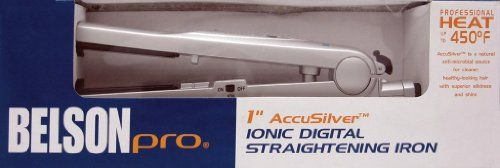 Hair Straightener Belson Pro Digital Flat Iron 1 Find Out More