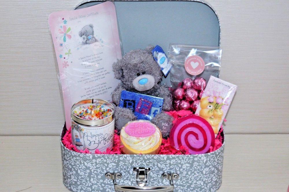 Best friend forever bbf girls birthday luxury pamper