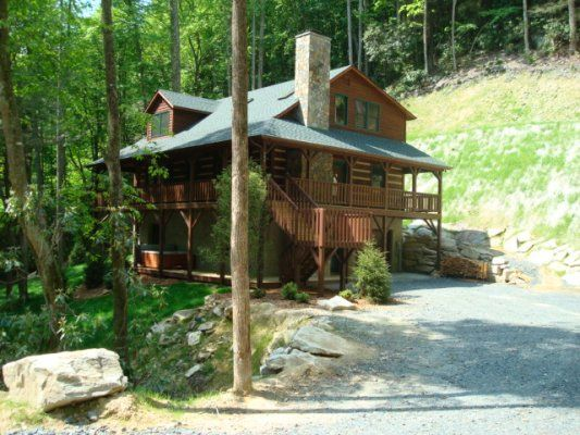 Little Creek Lodge Cabin Rentals In Nc Nc Cabin Rentals Cabins In Boone Nc Nc Cabin Rentals Beautiful Houses Interior Hot Tub