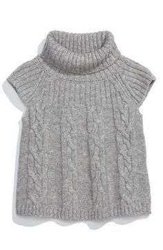 Free shipping and returns on United Colors of Benetton Kids Cap Sleeve Turtleneck Sweater (Toddler) at Nordstrom.com. Ribbed trim textures the turtleneck and brief cap sleeves of a cabled lambswool-blend sweater finished with a slight A-line silhouette.