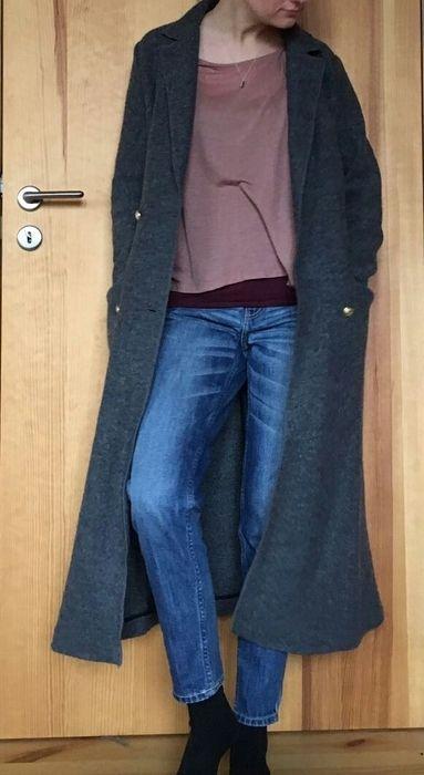Zara langer mantel