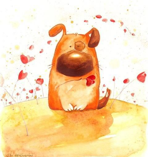 Классы изготовлению, картинки с собачками смешные нарисованные