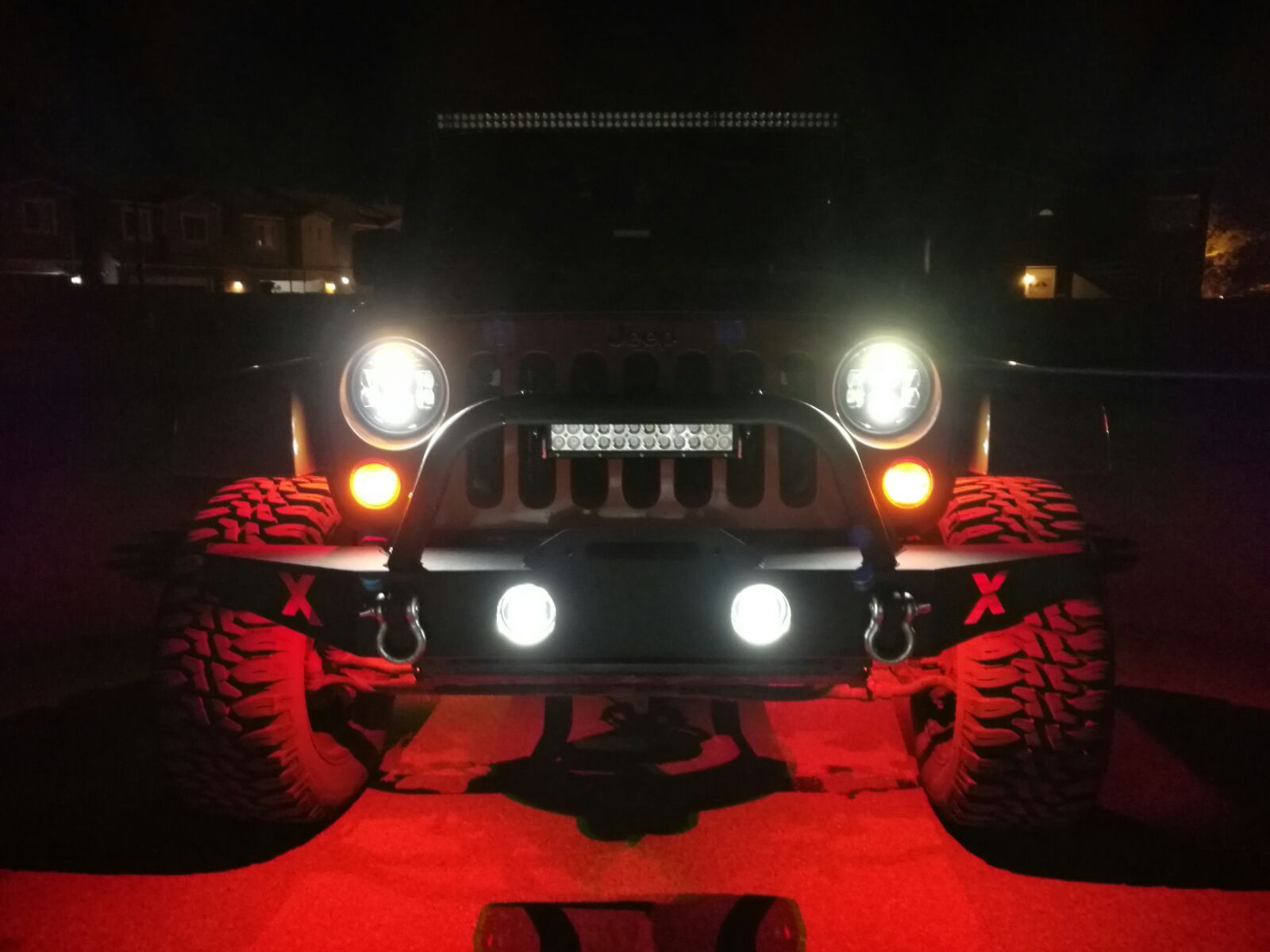 Pin By Jeep Federation On Jeep Wrangler Headlights Jeep Wrangler