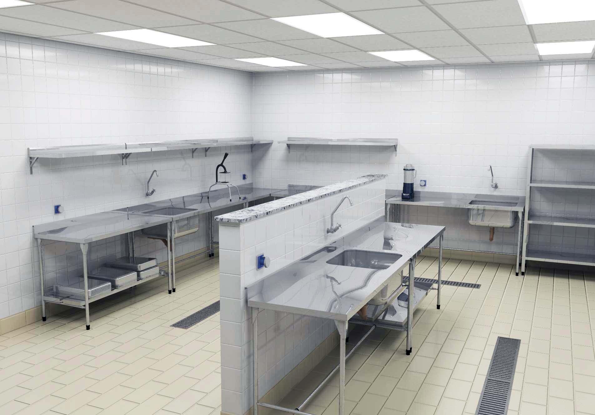 Bancadas De A O Inox Para Cozinha Industrial Bancadas Para Cozinha