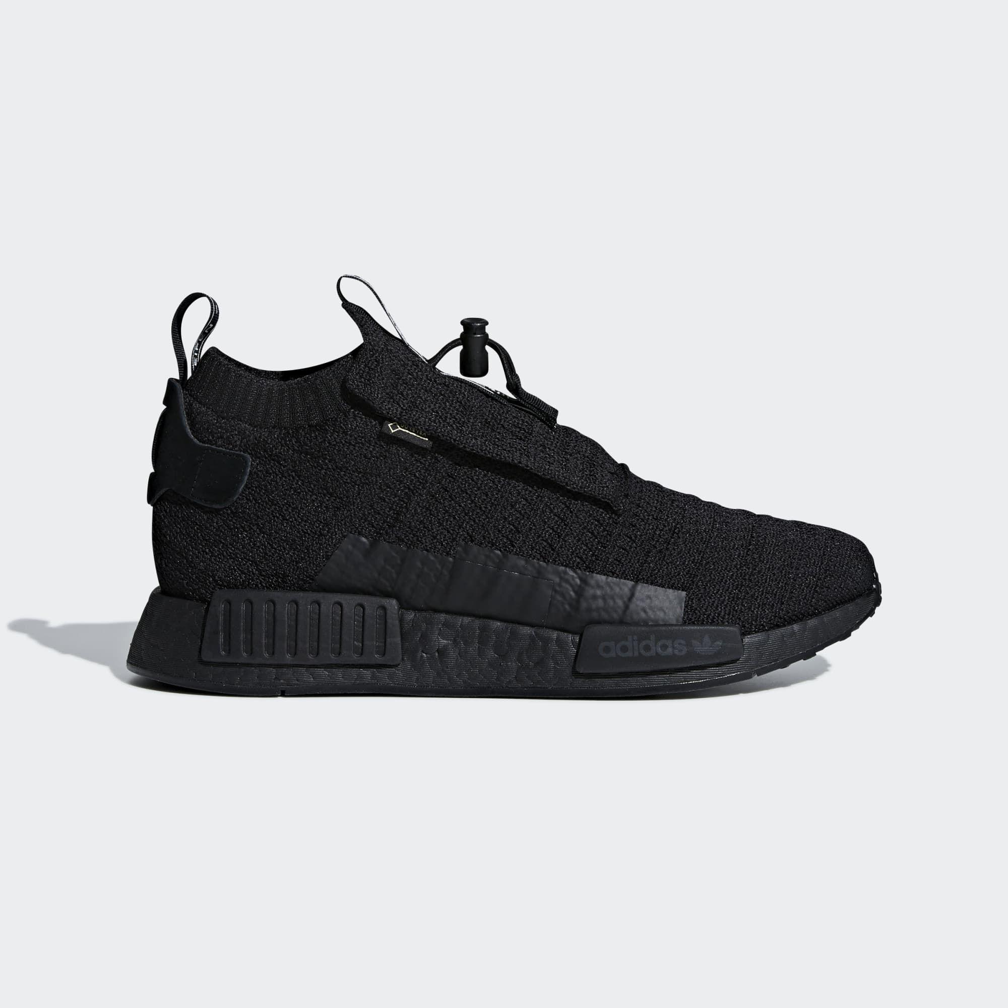 0da026df36324 adidas NMD TS1 Primeknit GTX Shoes - Black