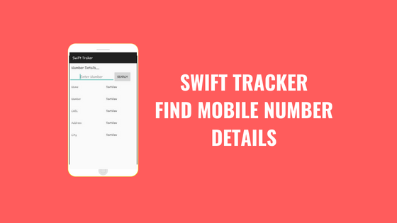 Download free Swift Tracker apk