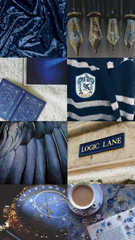 Aesthetic Backgrounds Lockscreens Ravenclaw With Images