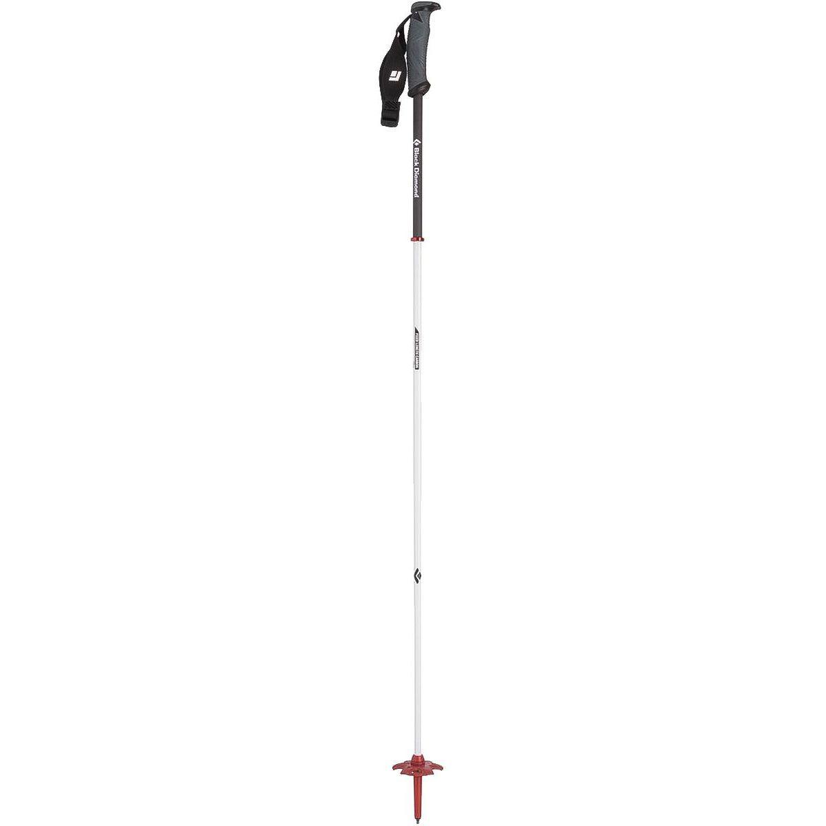 Fixed Length Carbon Ski Poles Ski Poles Skiing Black Diamond