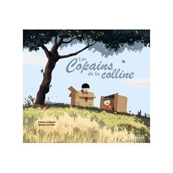 Les Copains De La Colline Cartonne Benji Davies Benji Davies Mim Achat Livre Copain Livre Jeunesse Colline