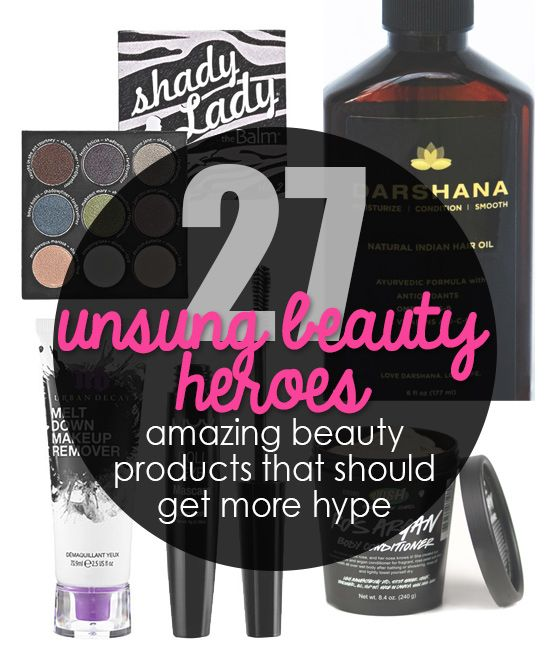 Unsung Heroes Of The Beauty World: Amazing Products That