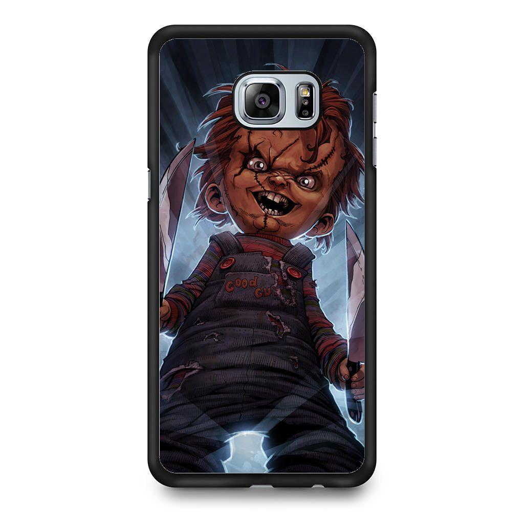 Chucky The Killer Doll Samsung Galaxy S6 Edge Plus Case