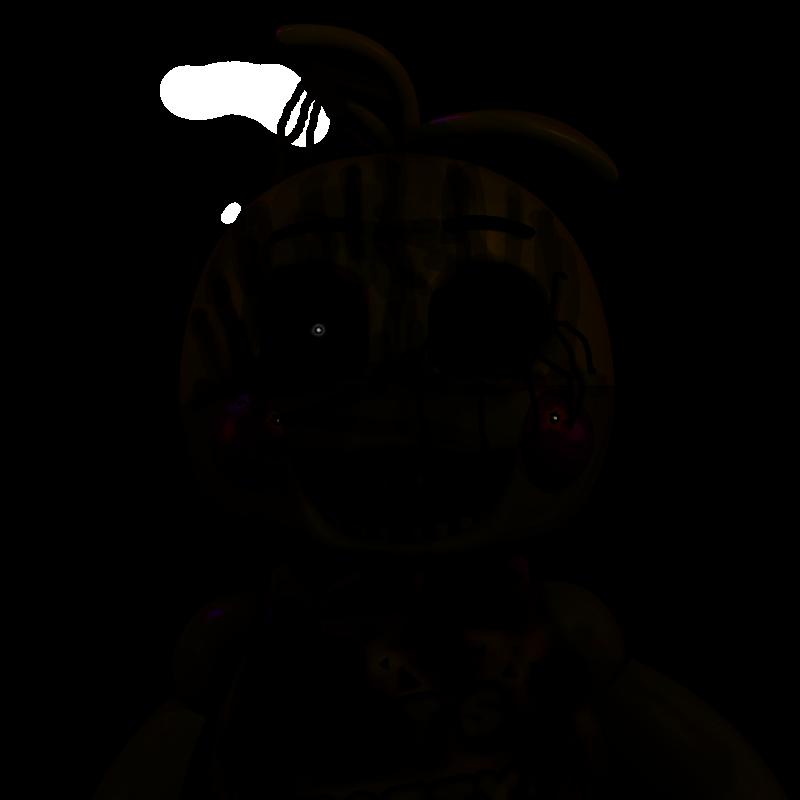 Five Nights At Freddys Shadow Bonnie Jumpscare