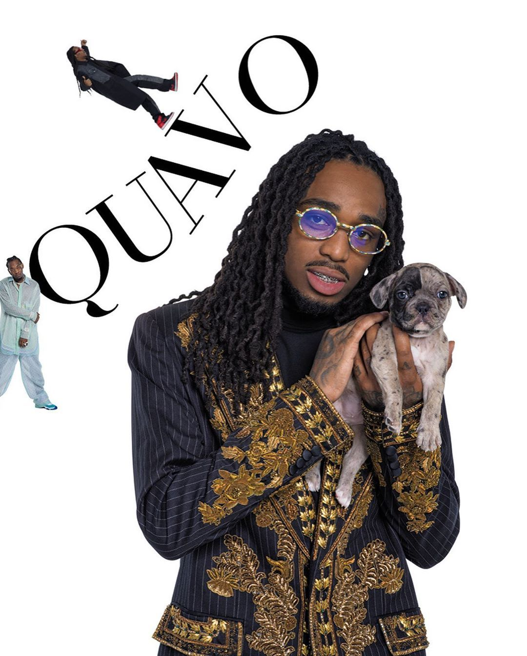 Quavo Gets A Lap Dance From Girlfriend Saweetie For His