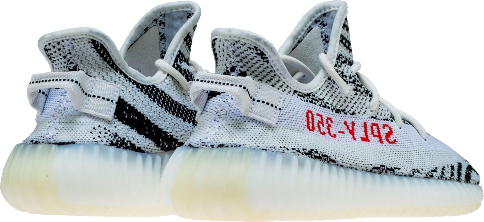c07704fa80c Details about adidas Yeezy Boost 350 V2 Zebra Shoes CP9654    Size ...