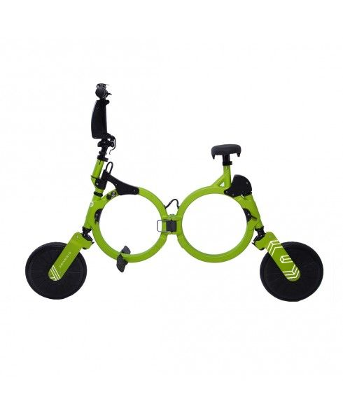 Genesis Transformer Electric Bicycle Lime Green