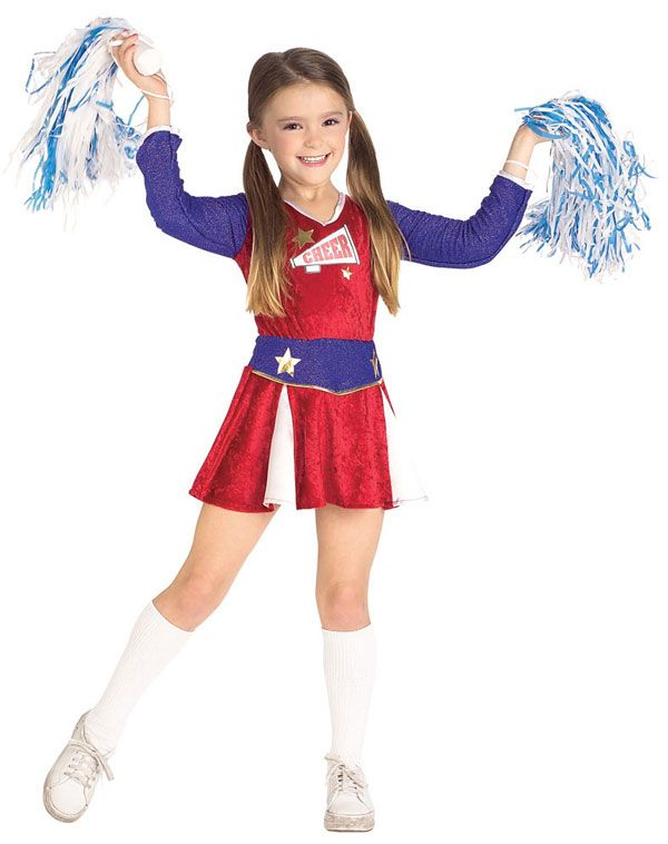 Halloween Costumes 2020 Cheerleader Teenage Girls Halloween Costumes Cheerleader | Cheerleaders