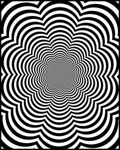 Black And White Trippy Background : black, white, trippy, background, Sweeeet