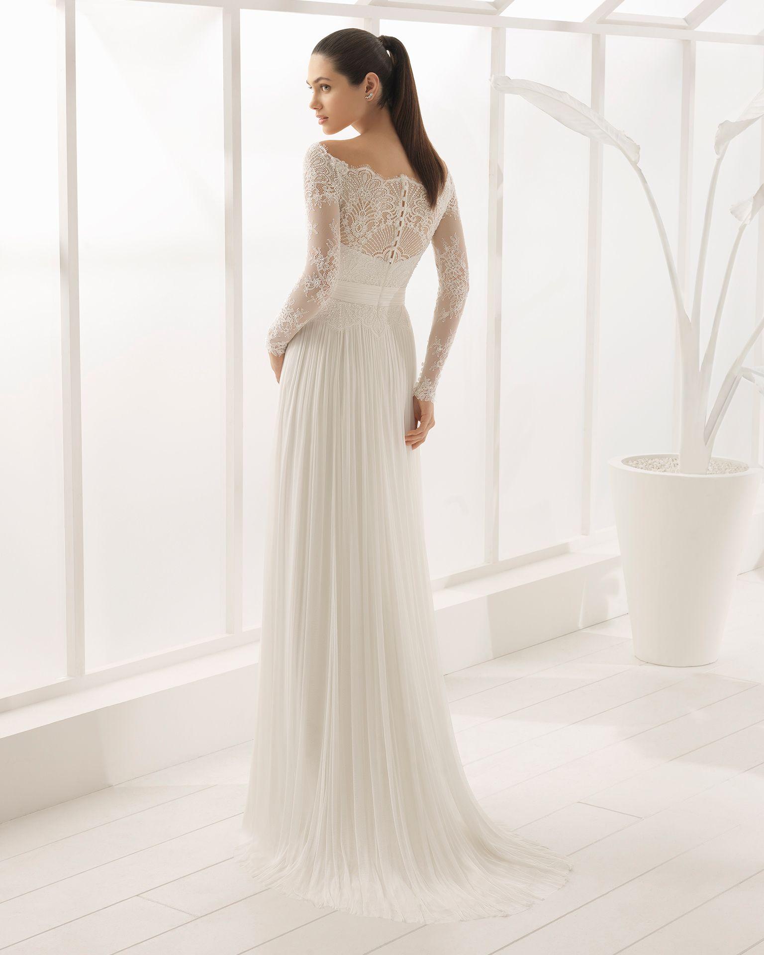 LINA - Hochzeit 2018. Kollektion Rosa Clará Soft | Rosa clará soft ...