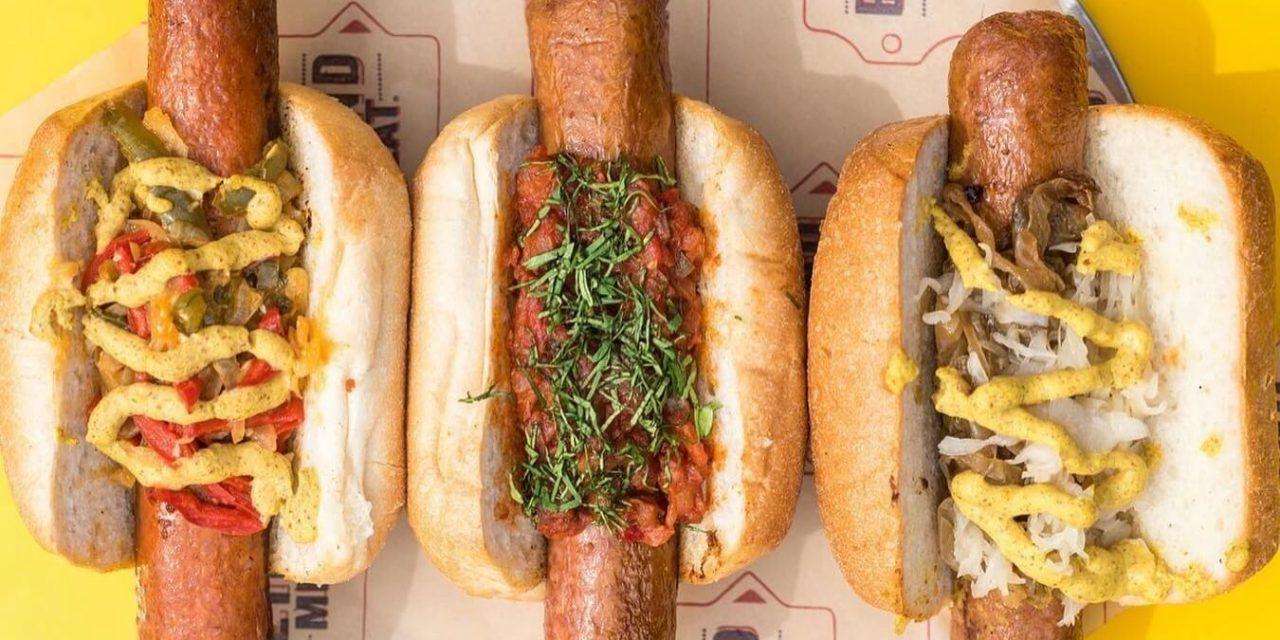 Vegan Beyond Meat Sausages Now Available At Bareburger Sausage Vegan News Vegan