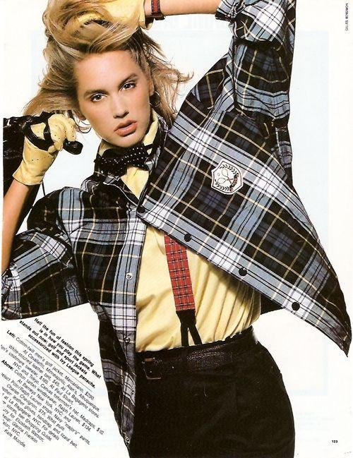 Pin By Krista Marie Kelly On The 80s Vintage Fashion 80s Ashley Richardson 80s Fashion