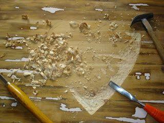 DIY - Mosaique Heart Tabletop