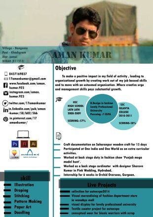 Modern Resume Template \ FREE Cover Letter Simple CV Template - simple cv template