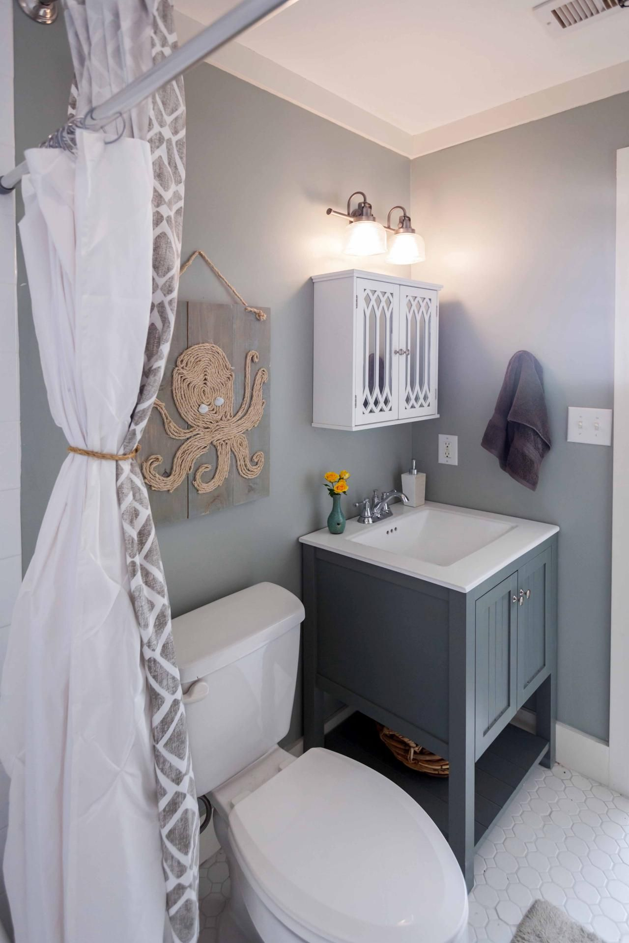 title | Rustic Beach Bathroom Decor