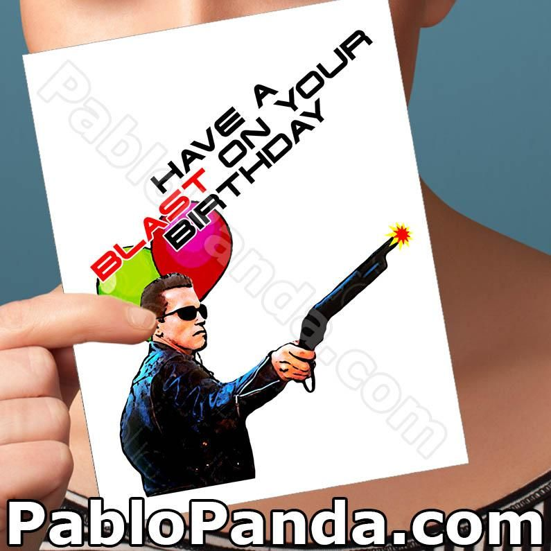 Have A Blast On Your Birthday Funny Valentines Cards Funny Greeting Cards Cards