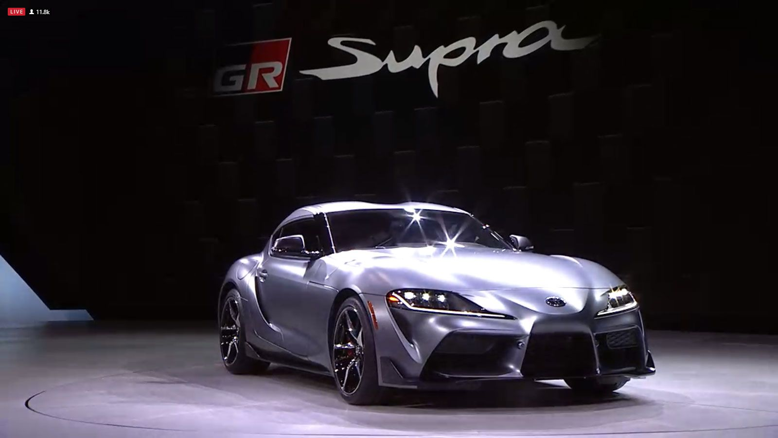 2020 Toyota Supra Launch Car Wallpaper 4k Toyota Supra Toyota Sports Cars Luxury