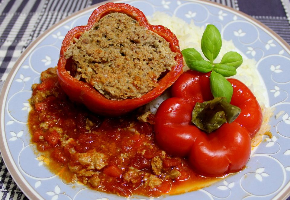 Photo of Stuffed peppers from morfel   Chef