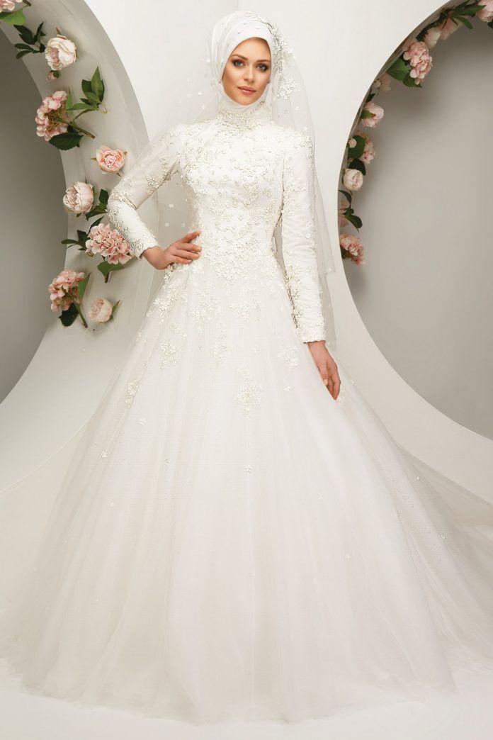 e0041a6159339 Bursa Tesettür Gelinlik Moda Evleri | Bayan | Gelinlik, Mavi düğün ...