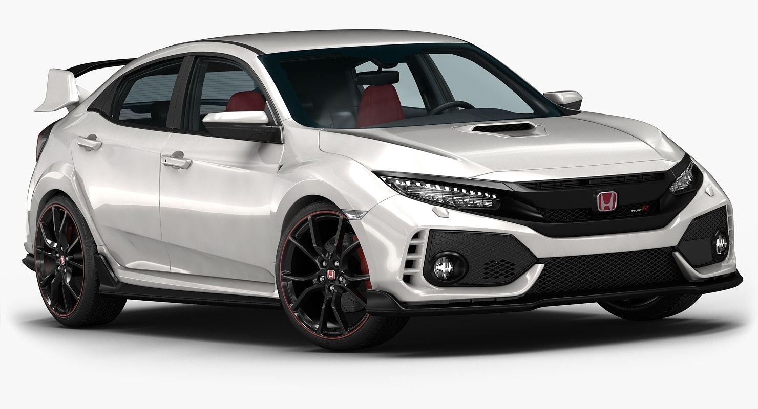 2018 Honda Civic Type R 3d Honda Civic Type R Honda Civic Civic