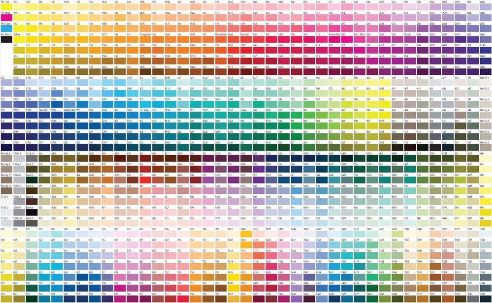 17 Best images about PANTONE Colori on Pinterest   Pantone color ...