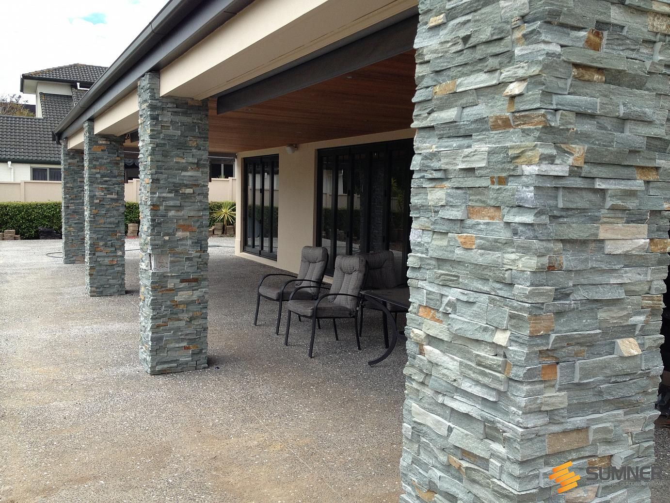View Sumner House Cladding Options Projects With Different Cladding Materials Riverhead