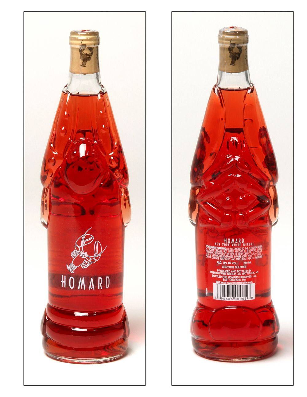 Homard Wine Joe Crab Shack Crab Shack Bottle