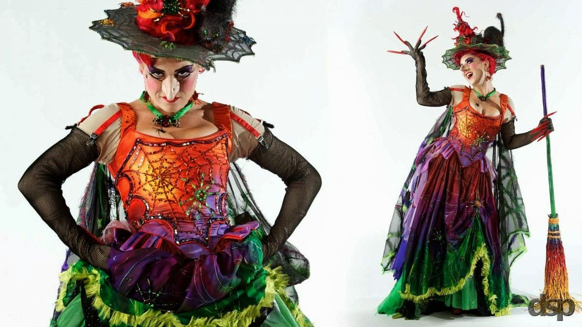 Shrek the Musical Costumes: Wicked Witch | Shrek costumes ...