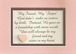 Short Sister in Law Quotes | Friends Sisters in Law Verses Poems Plaques Sayings | Prayers for ...