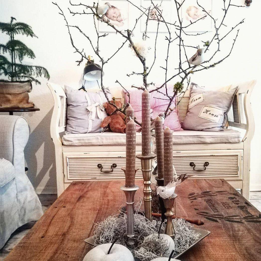 3 Wohnzimmer Ideen Nostalgie in 3  Haus deko, Wohnzimmer